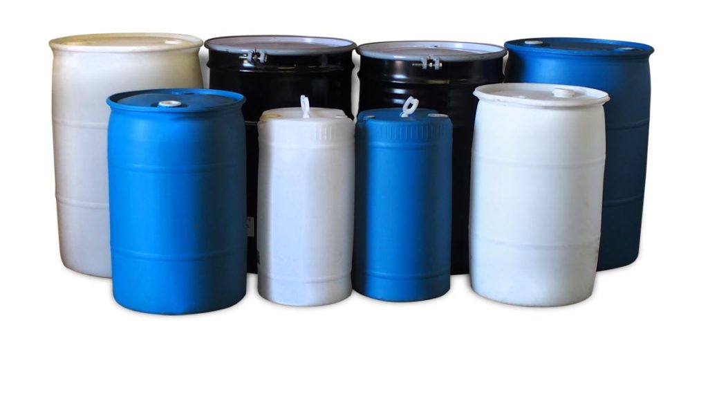 Uses for Plastic Storage Drums